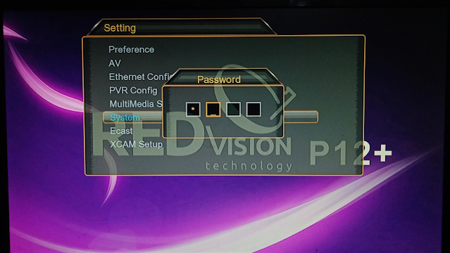 REDVISION P12 PLUS HD RECEIVER NEW SOFTWARE 5 JANUARY 2021