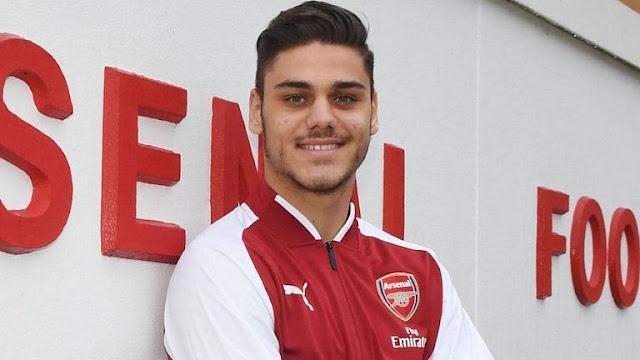 Report: Stuttgart hoping to seal another loan for Arsenal's Konstas Mavropanos