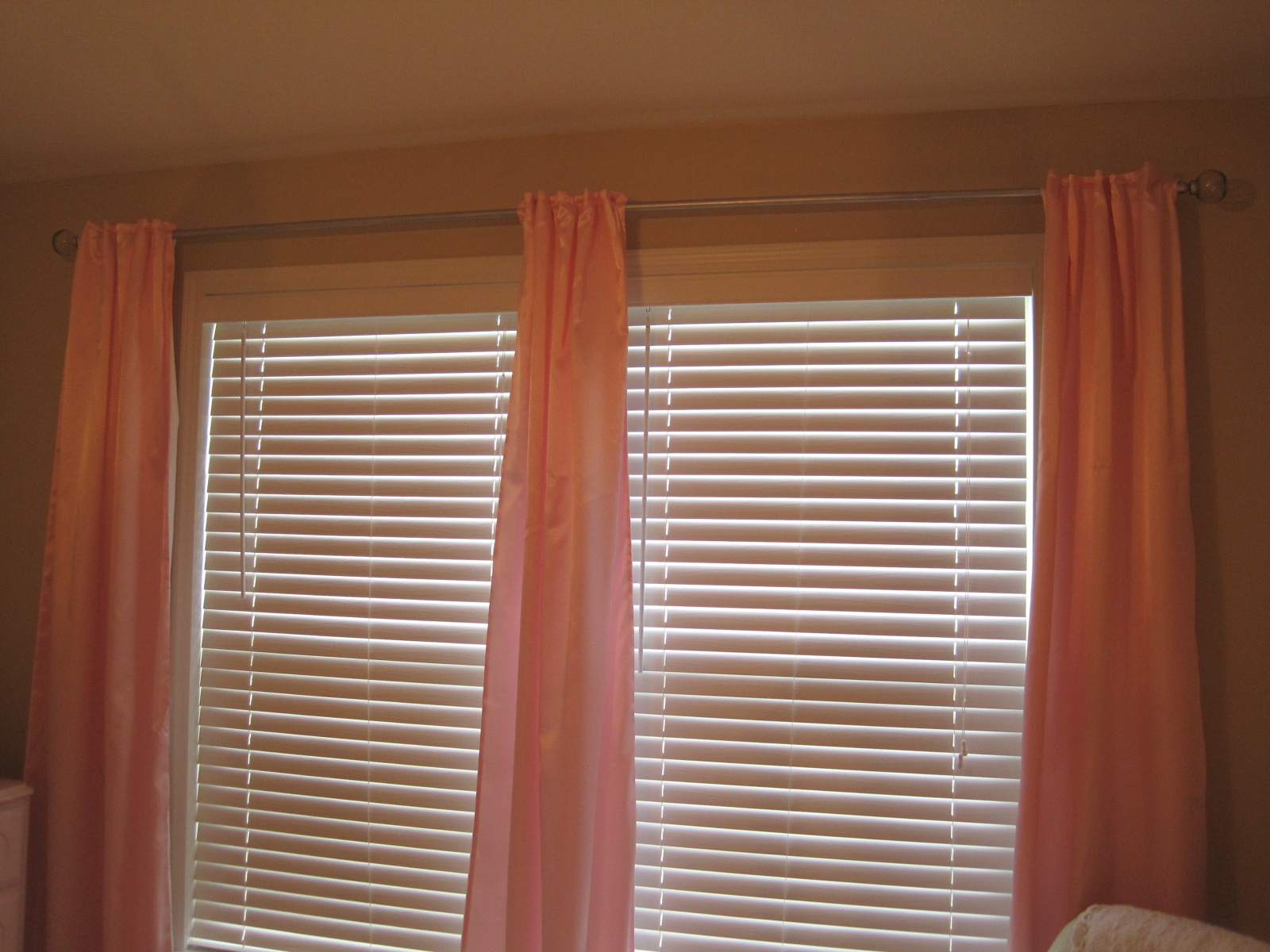 Designed To Dwell Rub Amp Buff Curtain Rod