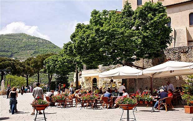 4 dias de viagem na Costa Amalfitana