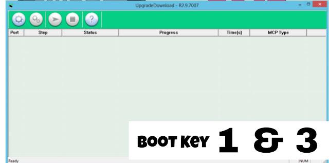 Jio Phone F101k Boot Key