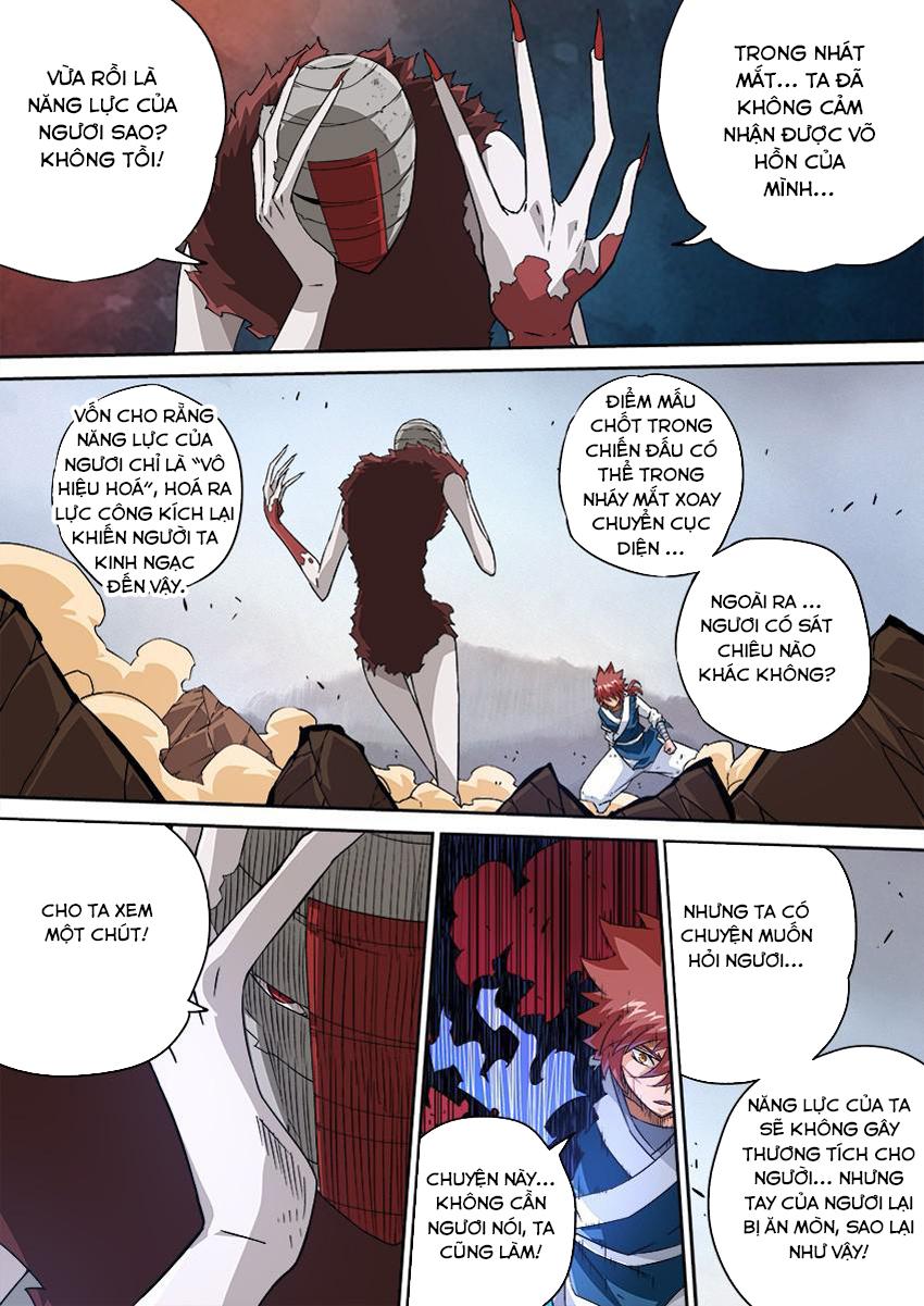 Quyền Bá Thiên Hạ chap 139 - Trang 3