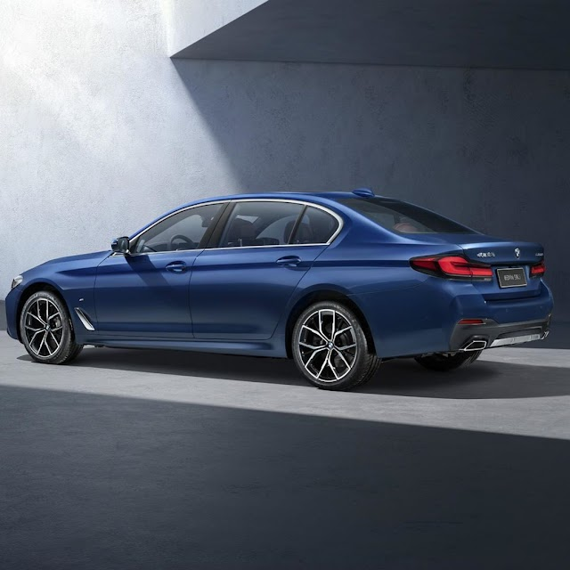 BMW 5 series Long Wheel Base - Only for china market