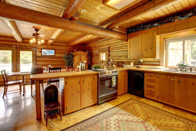 rustic farmhouse kitchen ideas to make cooking more fun