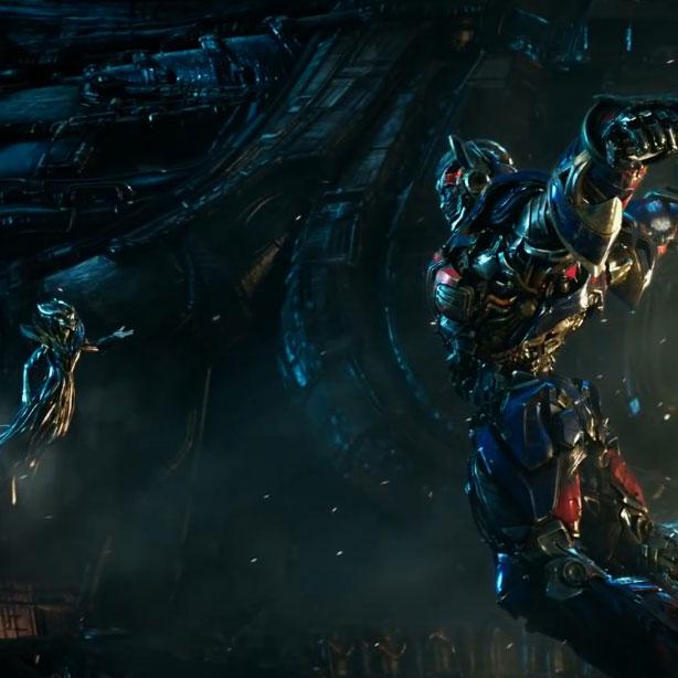 Transformers L'Ultimo Cavaliere Trailer Wallpaper Engine