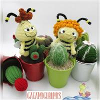 http://amigurumislandia.blogspot.com.ar/2019/07/amigurumi-abejas-maya-y-willy-galamigurumis.html
