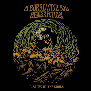 VALLEY OF THE SOULS by A BORROWING KID GENERATION