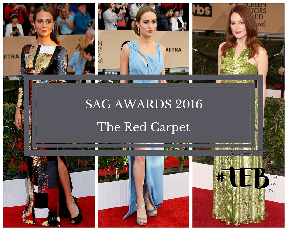 SAG AWARDS 2016: The Red Carpet