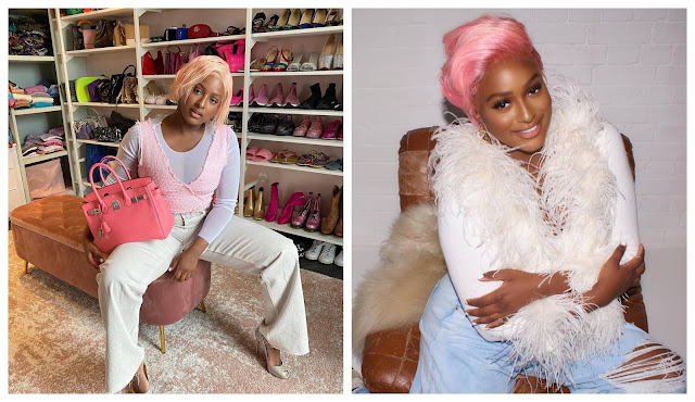 I'm still single because I'm too sexy - DJ Cuppy  reveals the reason why she is single(video)