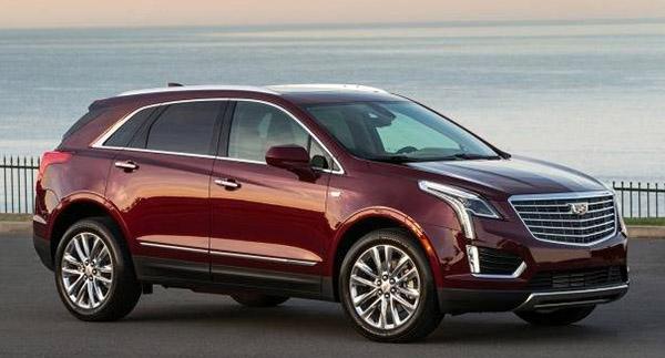 Burlappcar 2020 Cadillac Xt5