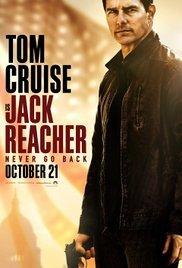 Jack Reacher: Never Go Back (2016)
