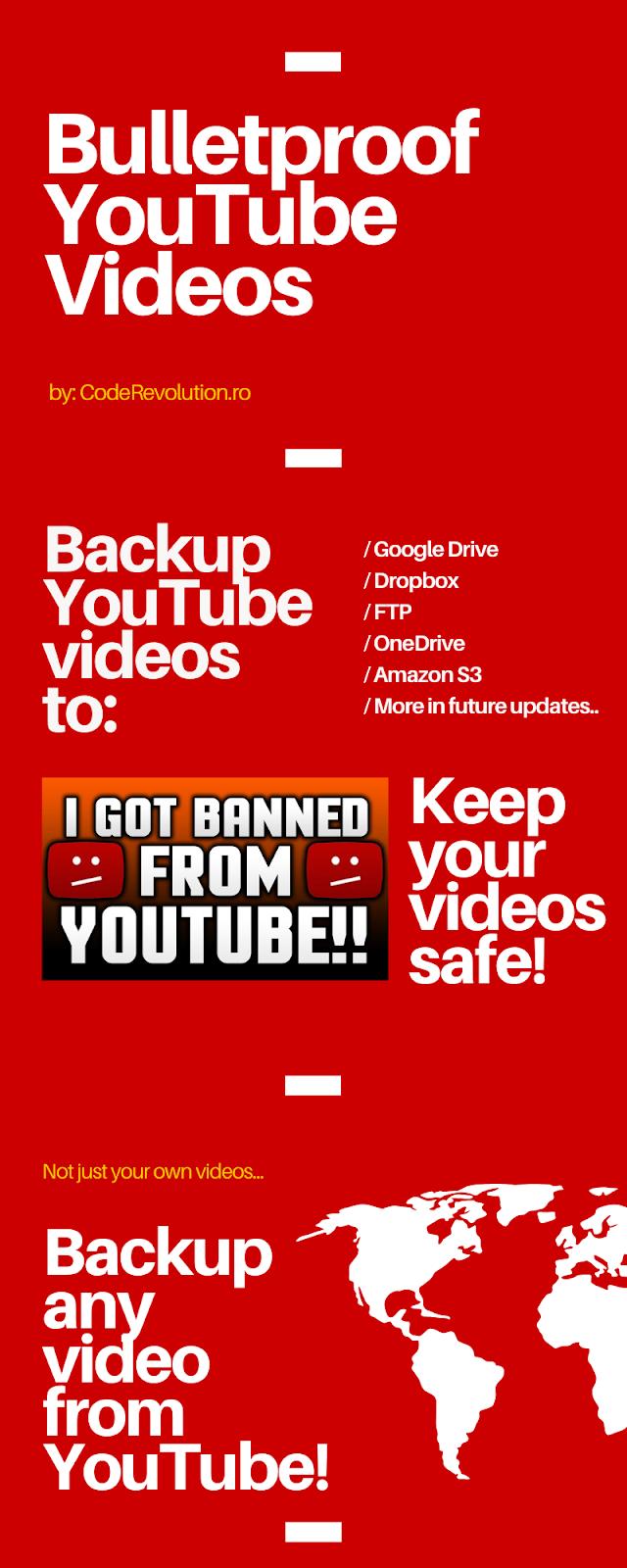 Complemento de videos de YouTube a prueba de balas
