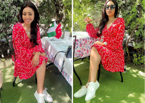 """""""All Alone For The First Time In My Life, No Husband, No Child"""" – Regina Daniels"""