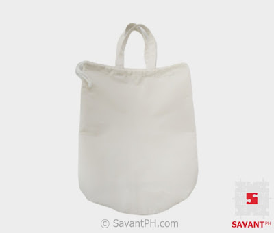 Natural Canvas Laundry Bag Philippines
