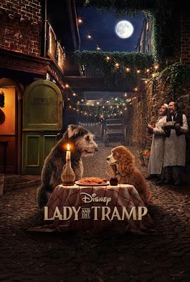 Lady and the Tramp |2019| |DVD| |NTSC| |Custom| |Latino|
