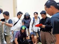 Panen Rp 500 Juta Di Palangka Raya, Aksi Pemain Spesialis Pecah Kaca Mobil Berakhir Di Tanjung