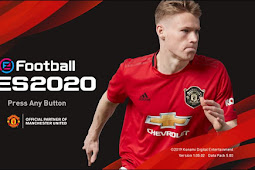 PES 2020 Update Version 1.05.02 Unofficial