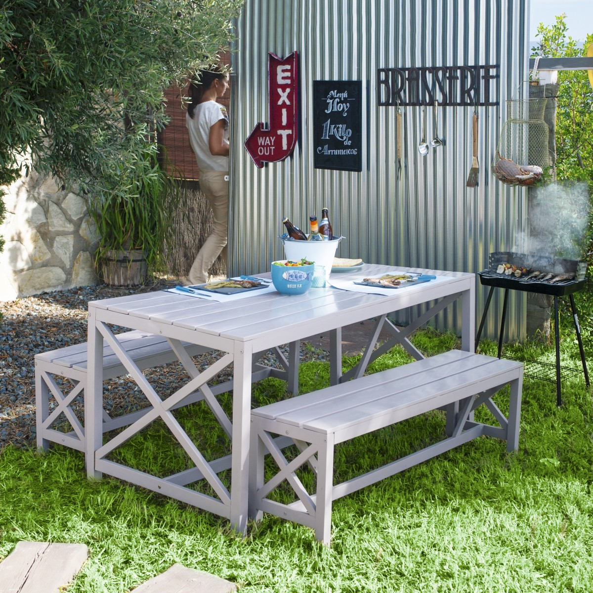 Muebles de Jardin | Tu Blog Made in Spain