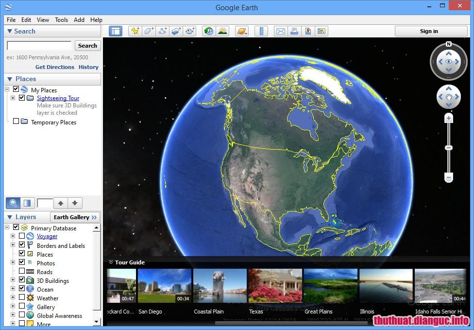 Download Google Earth Pro 7.3.2.5495 + Portable