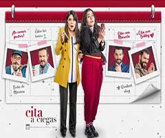 capítulo 15 - telenovela - cita a ciegas  - las estrellas