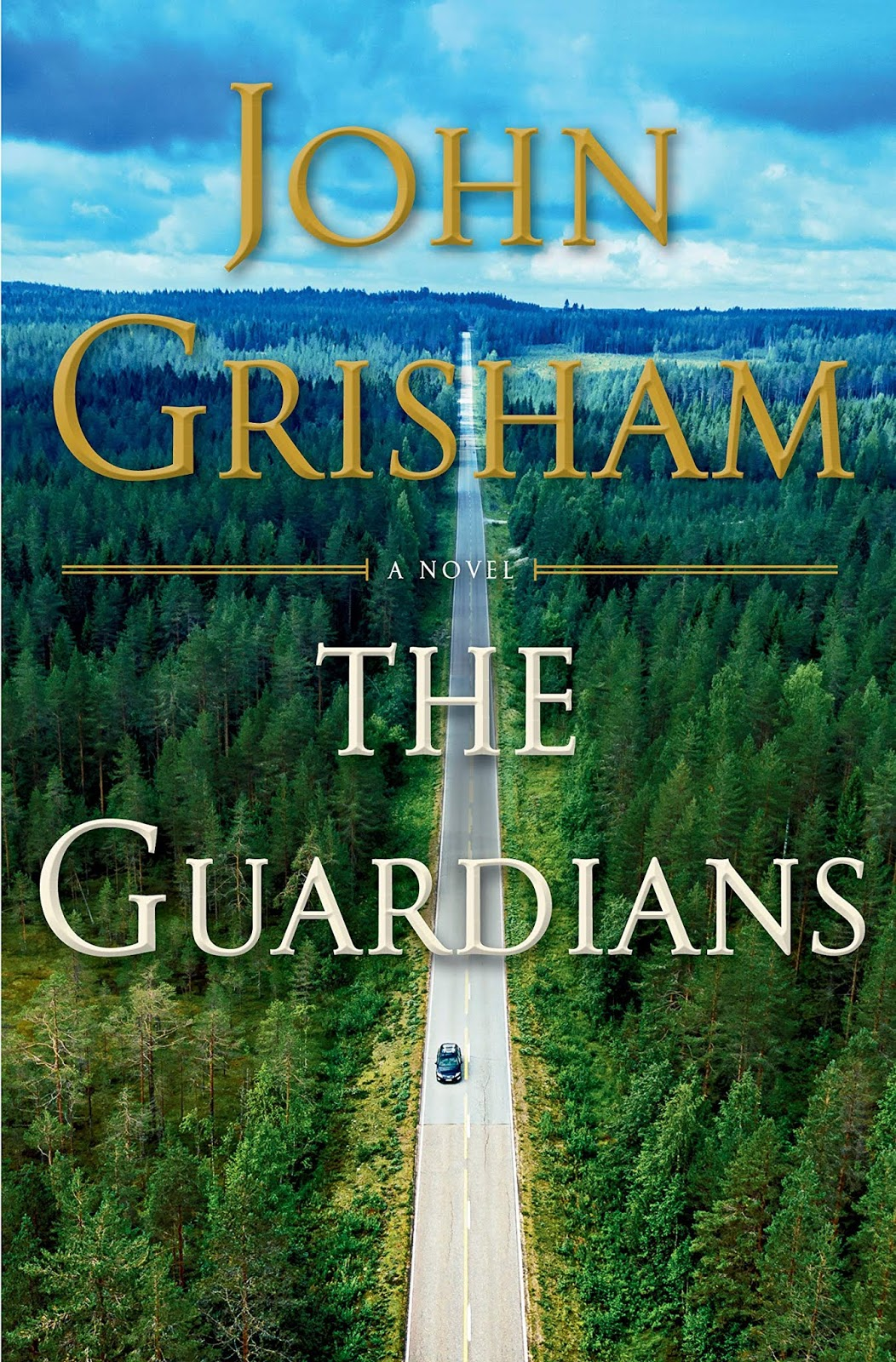 The Guardian by John Grisham