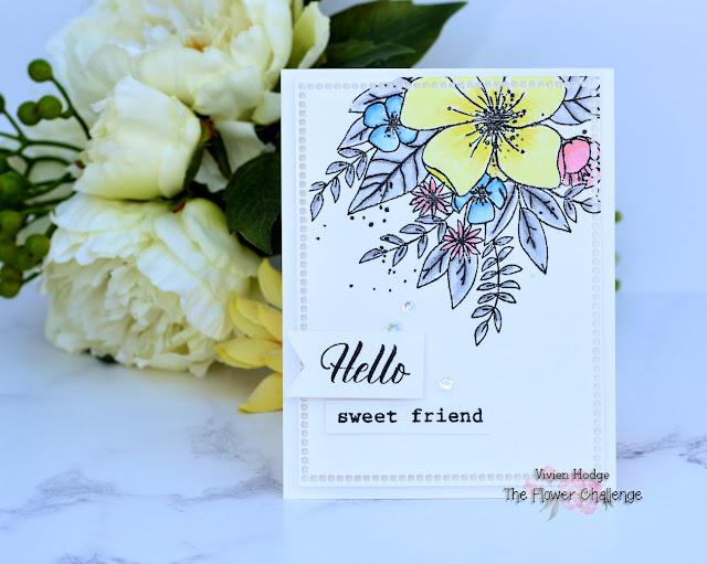 Flowers, CAS