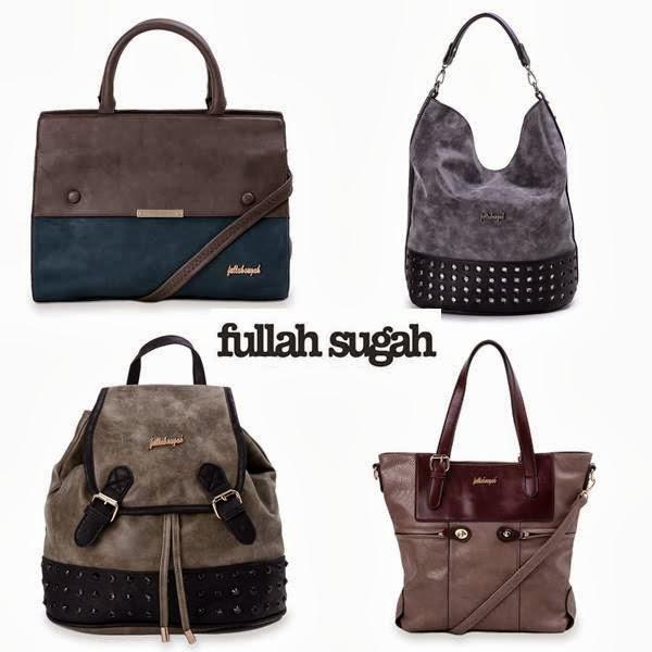91805356044 Fullah Sugah: Η συλλογή από τσάντες Φθινόπωρο/Χειμώνας 2013-2014
