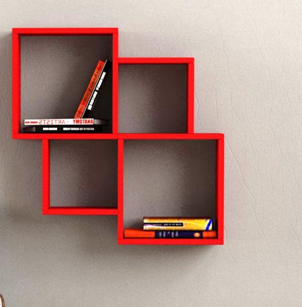31 Desain Rak Dinding Minimalis Dan Unik