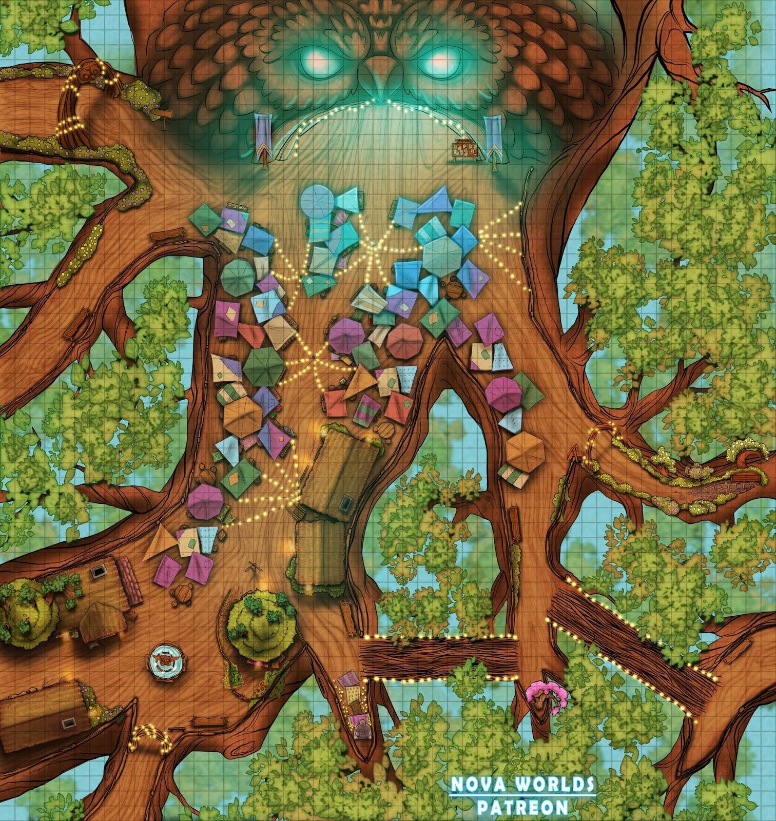Treetop Marketplace