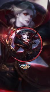 Alucard Viscount Heroes Fighter Assassin of Skins Starlight V1