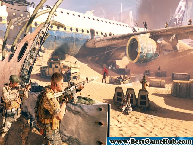 Spec Ops The Line Steam Games Free Download