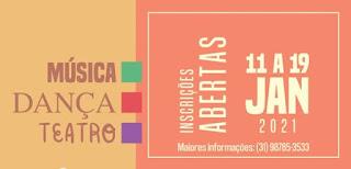 Projeto sociocultural de Música, Dança e Teatro chega em Brumado