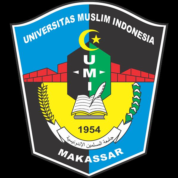 Cara Pendaftaran Online Penerimaan Mahasiswa Baru (PMB) Universitas Muslim Indonesia (Umi) Makassar - Logo Universitas Muslim Indonesia (Umi) Makassar PNG JPG
