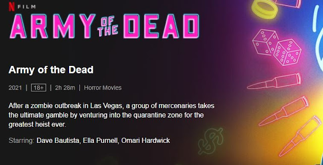Army of the Dead: Explanation of the end of the Netflix movie!