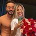 Namorado de Hariany se pronuncia após ser traído em rede nacional e divulga carta