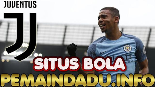 Striker Gabriel Jesus Siap Pindah Ke Klub Juventus
