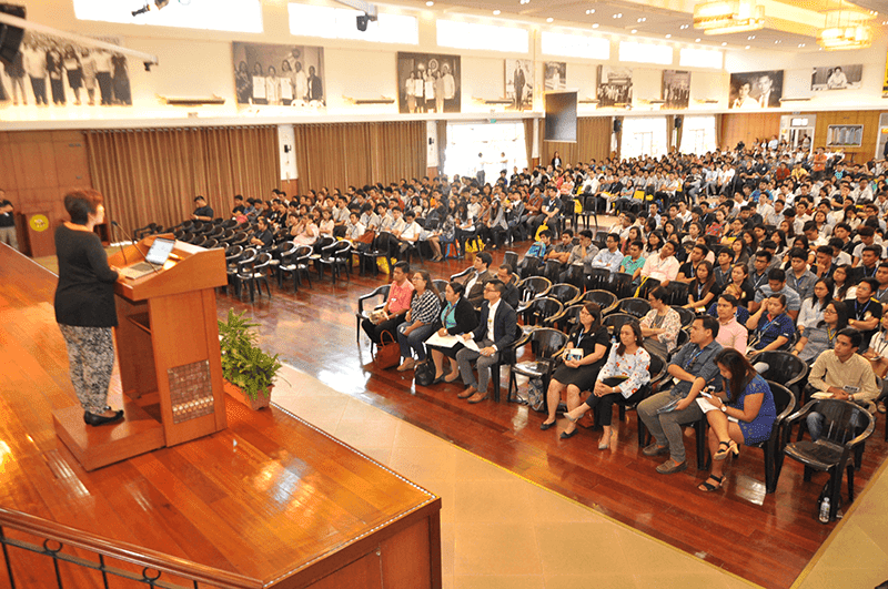JobStreet and TIP host the 3rd Philippine Engineering Students Congress