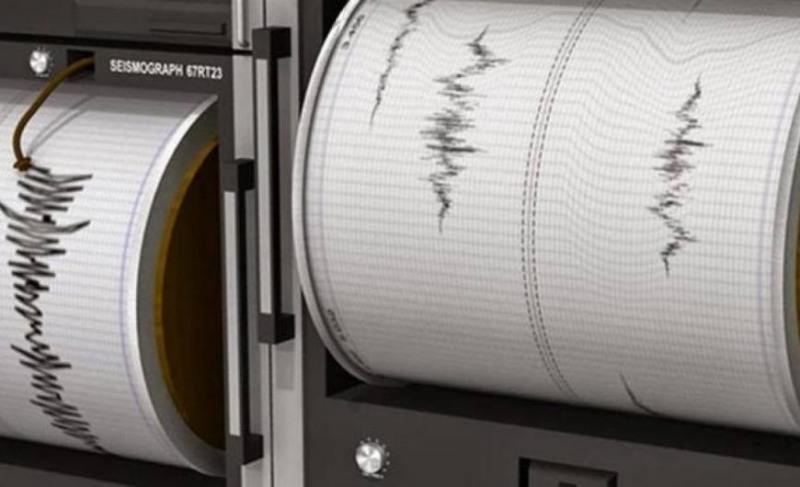 Σεισμός 4.9 Ρίχτερ 53  Χλμ ΒΒΔ της Μυτιλήνης – Αισθητός σε ολόκληρο το νησί