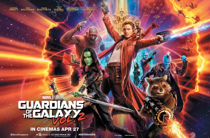 Vệ Binh Giải Ngân Hà 2 - Guardians of the Galaxy Vol. 2 (2017)