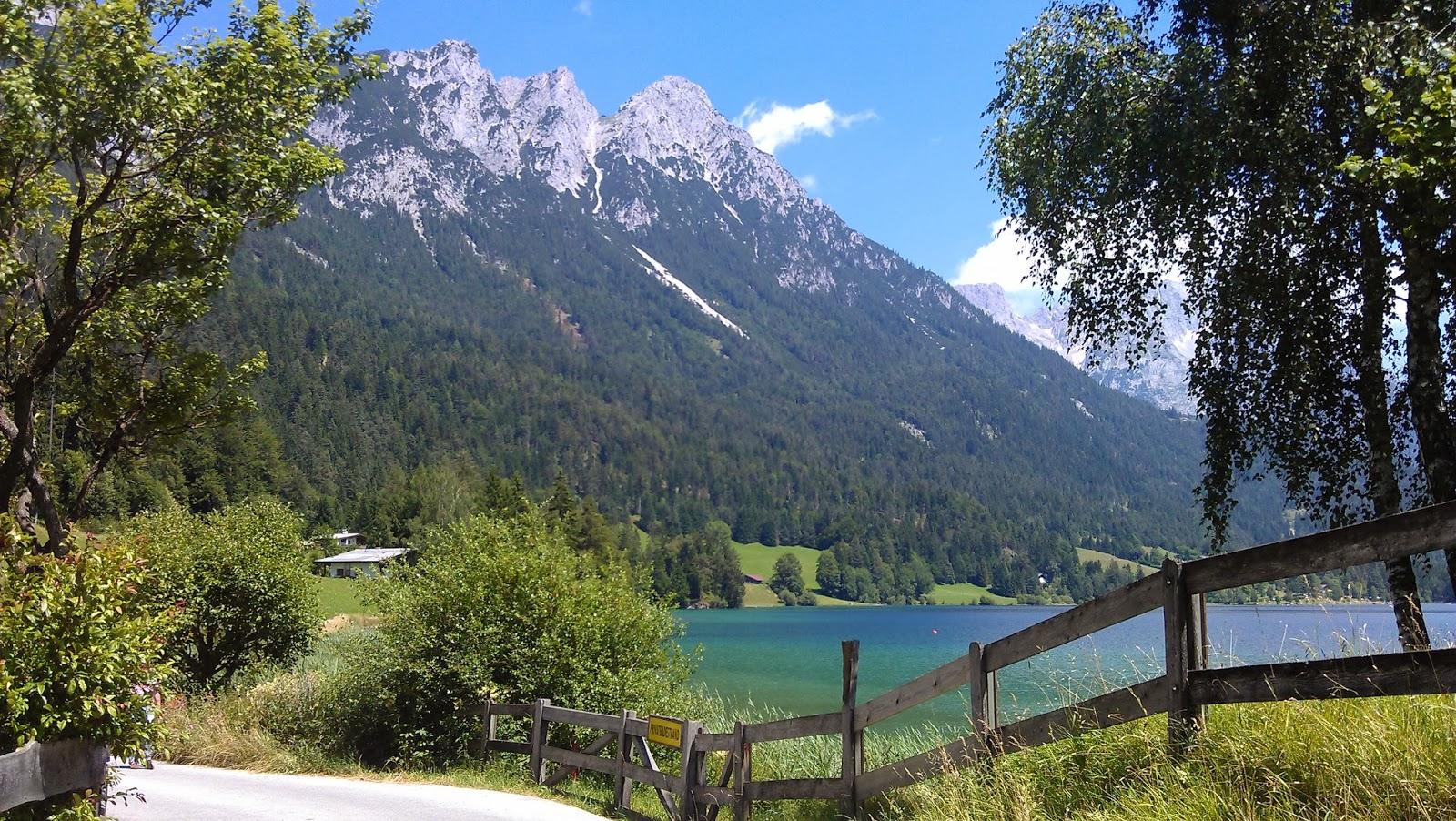 My top ten hikes - No. 3 Hintersteiner See