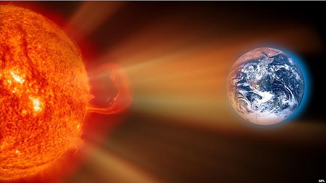 Tempestade Solar (6 Dias de Escuridão) É possível que cientificamente possa acontecer?