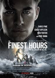 The Finest Hours 2016 movie Poster