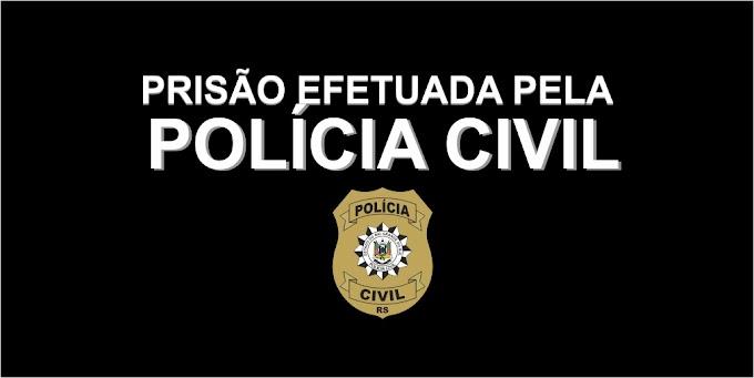 Suspeito de cometer roubos em Gravataí é preso em Porto Alegre