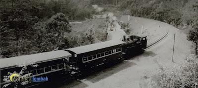 lokomotif bergerigi