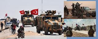 """""""مورك مقابل عين عيسى"""" تركيا تهاجم بقوة والضامن الروسي يتعامى"""