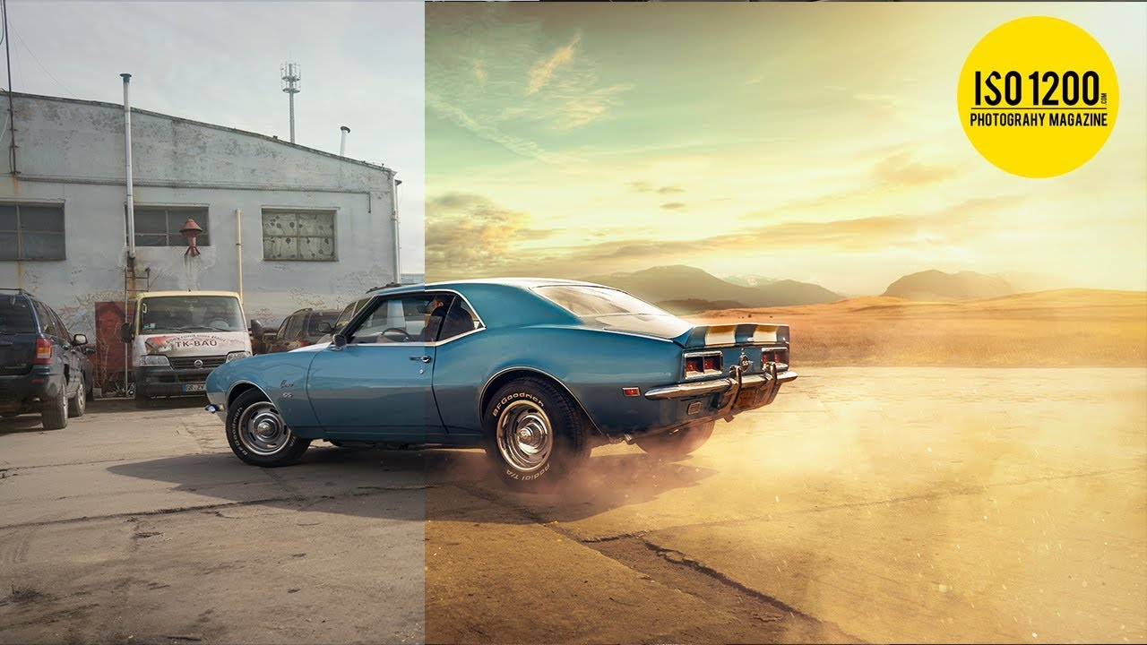 Car Photo Manipulation & Composition tips with Matt Musielak