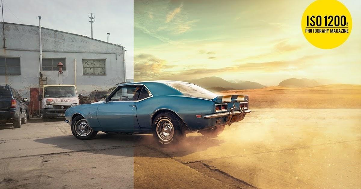 Car Photo Manipulation & Composition tips with Matt Musielak
