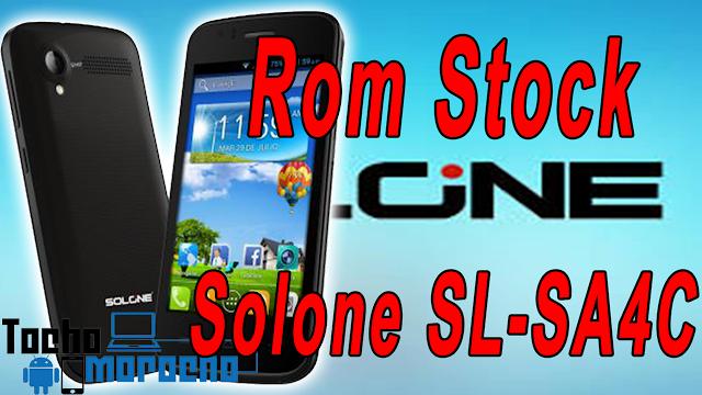 rom stock Solone SL-SA4C
