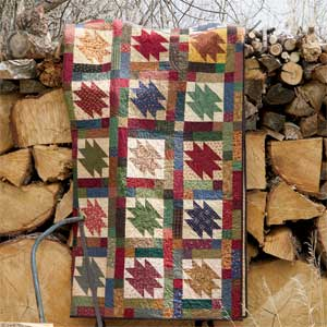 http://www.mccallsquilting.com/mccallsquilting/articles/Anvil_Chorus_Scrappy_Traditional_Lap_Quilt_Pattern