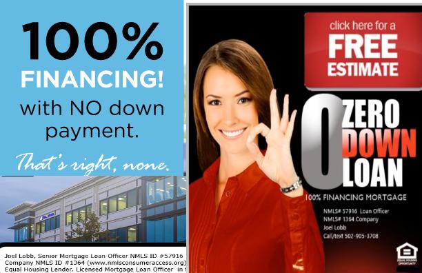 Louisville Kentucky FHA, VA, USDA and KHC Mortgage Lender